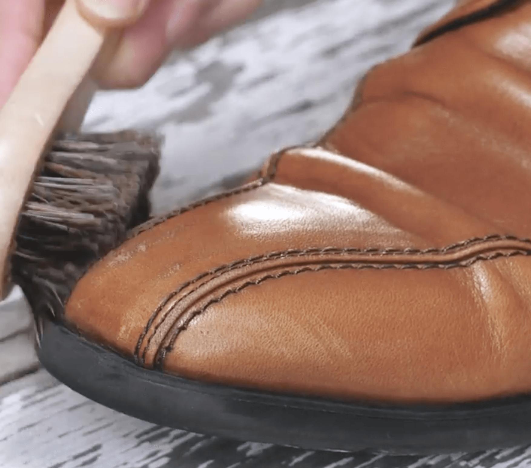 自分でできる!簡単な「革靴の擦り傷」応急処置の方法3選