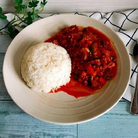 作り方は超簡単!野菜たっぷり「キーマカレー」のお手軽レシピ