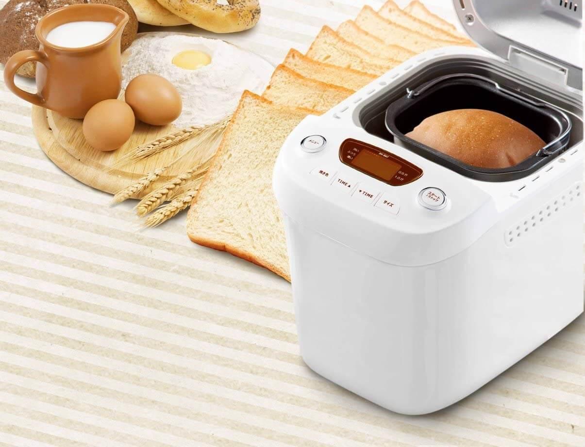 おうちで簡単パン作り!「ホームベーカリー」のおすすめ8選
