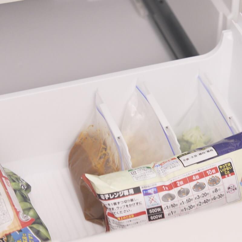 冷蔵庫の便利グッズ3選!スッキリ使いやすくなる収納アイデア