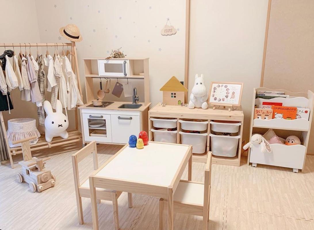 今すぐ真似したい♪ 「子供部屋」のおしゃれな収納アイデア8選
