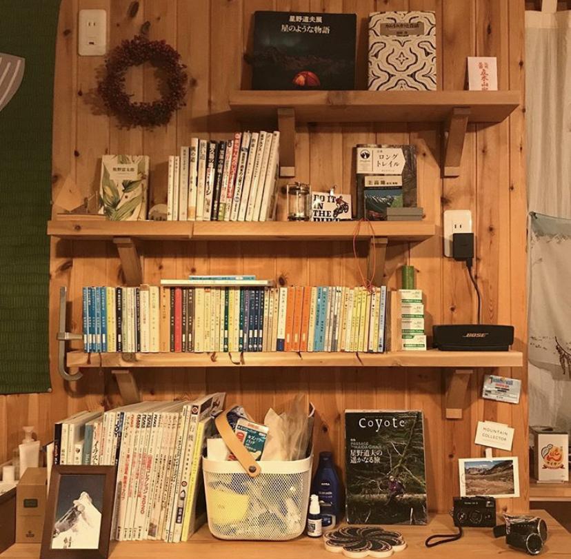 世界にひとつだけ。おしゃれな「本棚DIYアイデア」8選