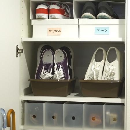 無印・ニトリ・KEAのアイテムで叶う!靴の収納アイデア実例