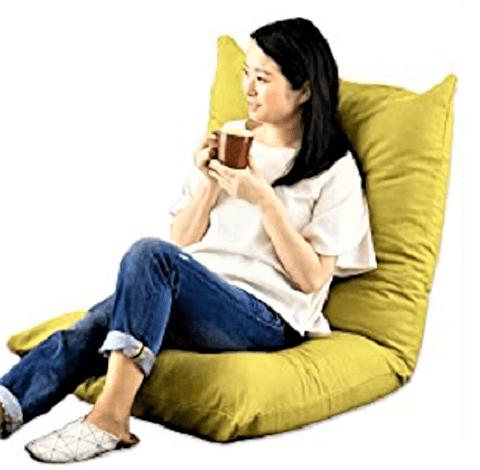 ゆったりくつろげる。おすすめの座椅子ソファー6選