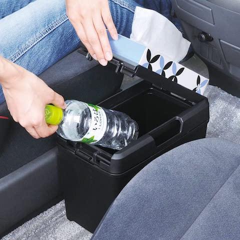 倒れなくて多機能!おすすめ「車のゴミ箱」5選と選び方を解説