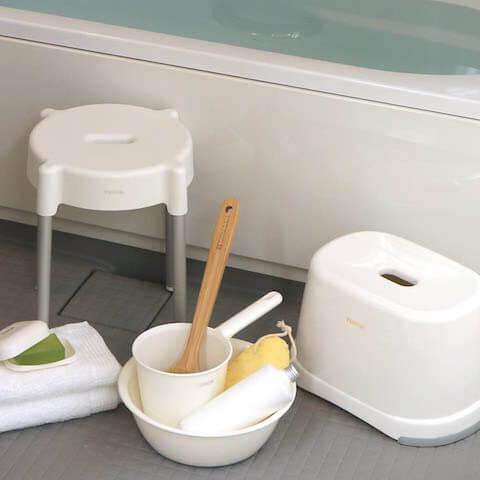 お手入れ楽ちん♪ お風呂の椅子の選び方とおすすめ商品をご紹介