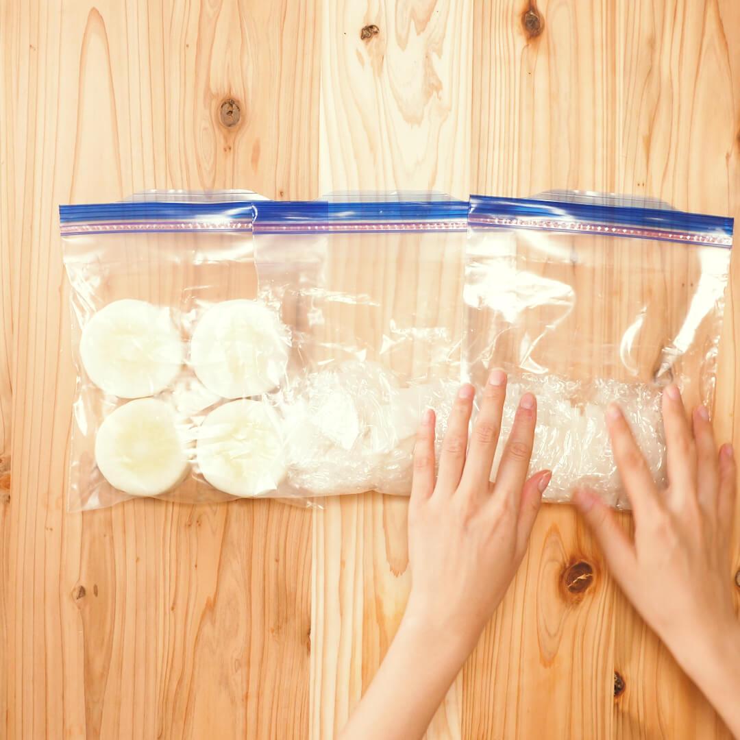 冷凍保存で一石二鳥!野菜の冷凍の仕方と調理法をご紹介