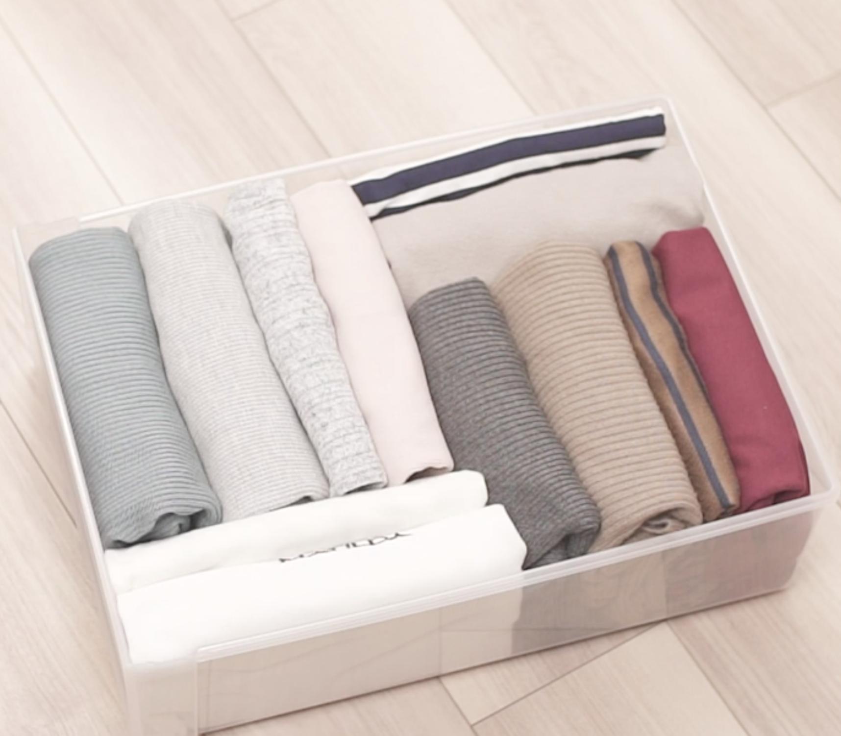 片付けも衣替えもらくらく!おすすめ「衣類収納」実例5選