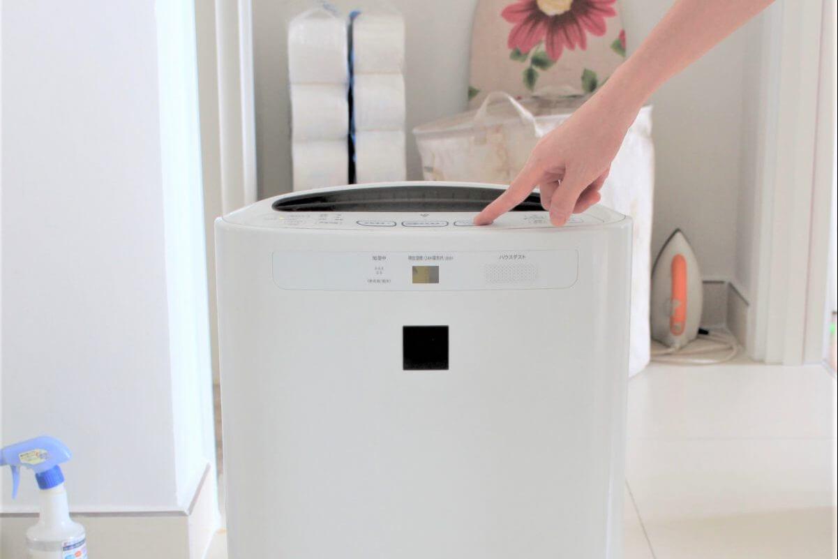 空気清浄機は小型でコンパクトに!空間をきれいにするおすすめ商品