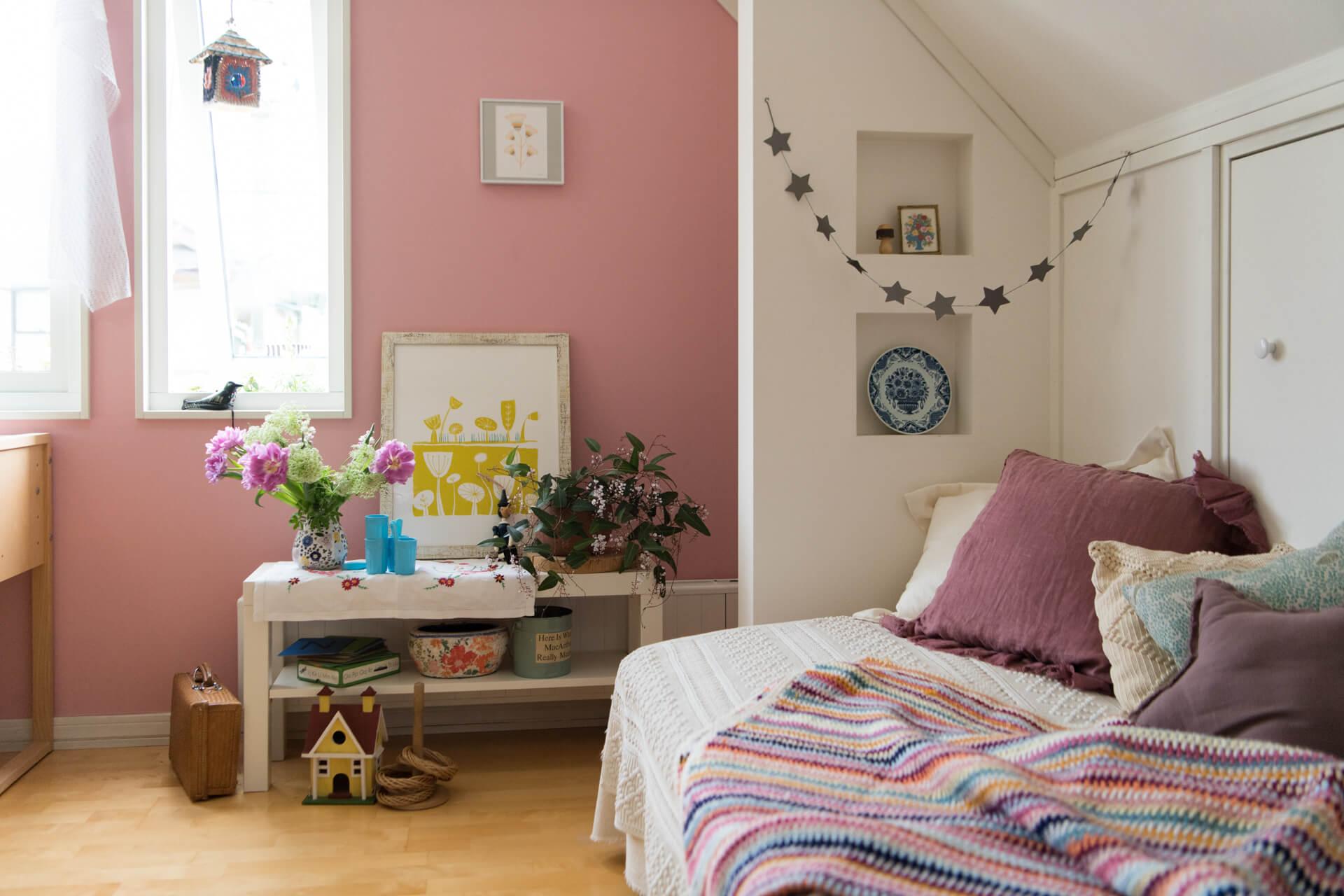 子ども部屋に一足先に春を呼び込む、スウェーデンハウスの「mjuk(ミューク)」