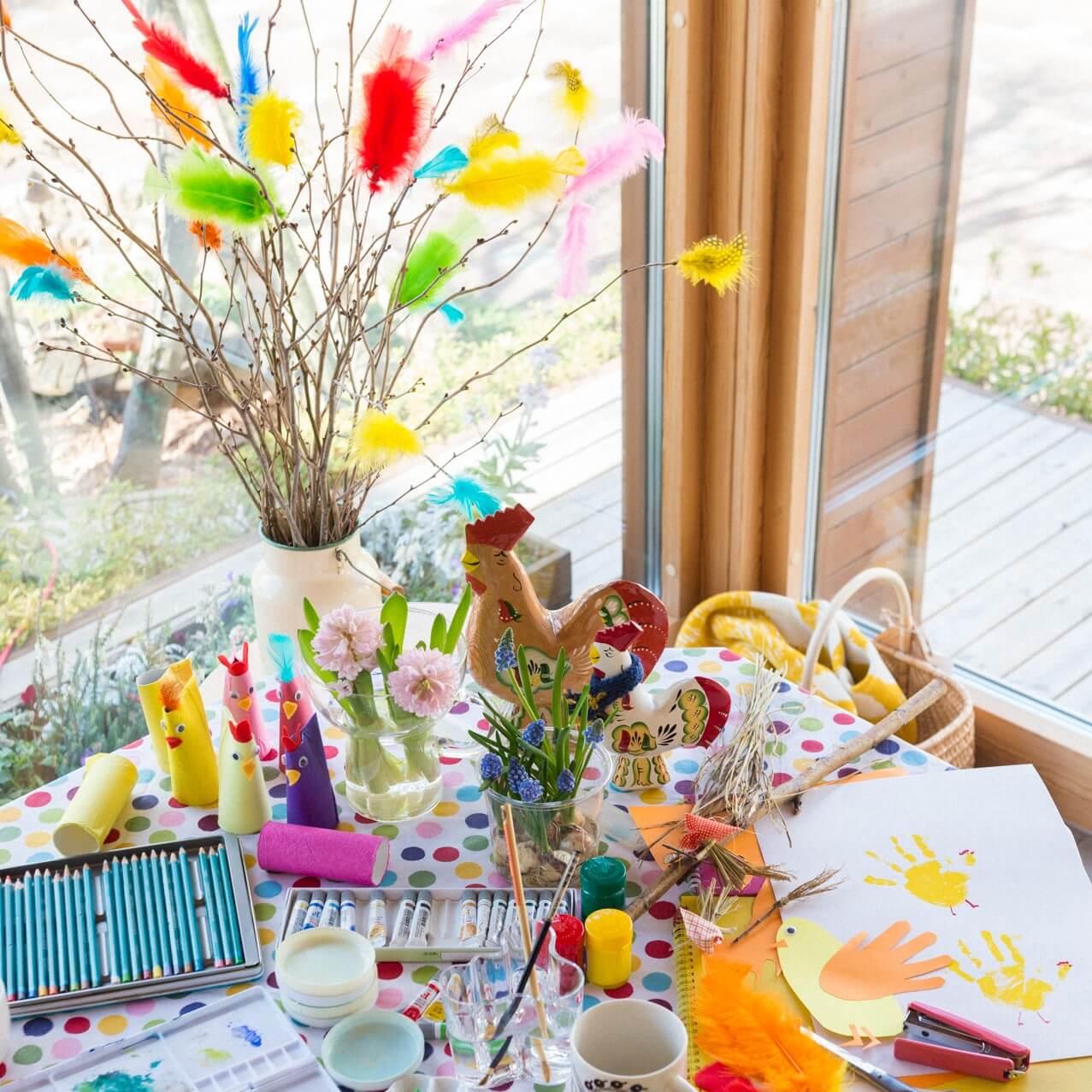 スウェーデンハウスで楽しむ春の訪れ、「Påsk(ポスク)」