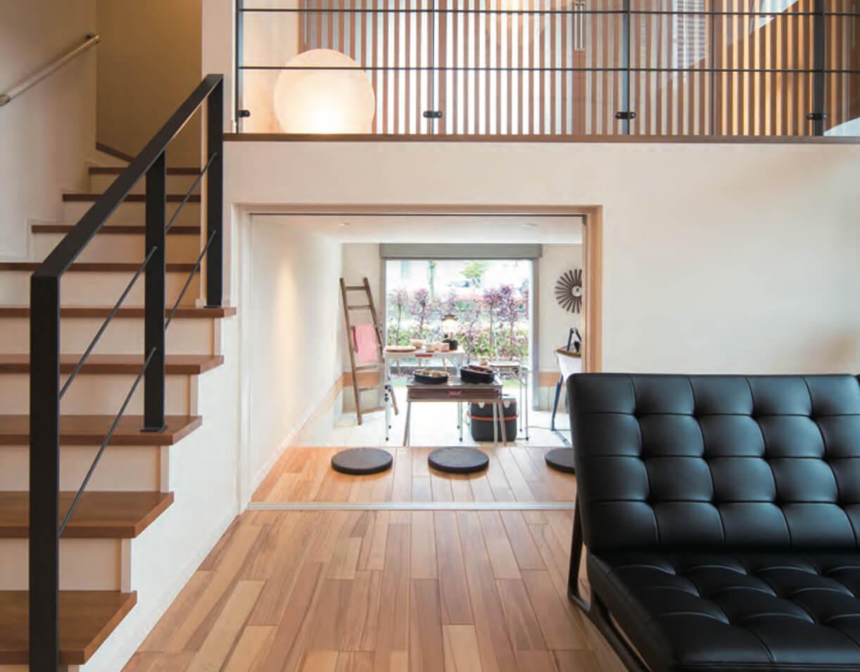 快適な暮らしが長く続くマイホーム。縦空間を有効活用するアイ工務店の家づくり