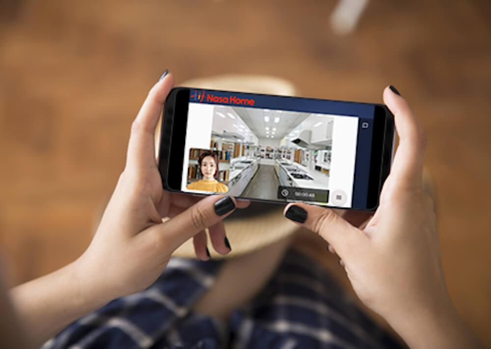 リフォームで叶える理想の暮らし。注目のオンラインショールーム見学とは?