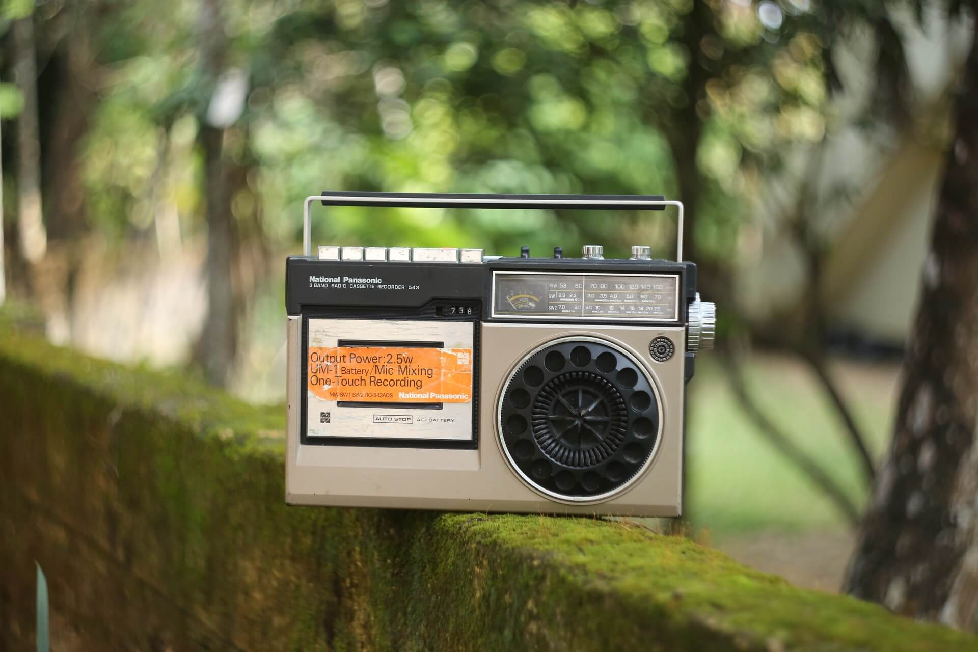 携帯ラジオのおすすめ商品を紹介!種類や機能、選び方も解説