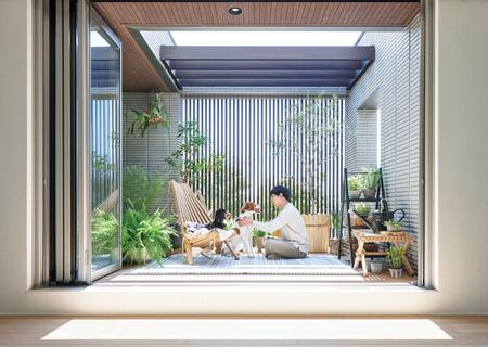 へーベルハウスで叶うペットとの絆を育む理想の家づくり
