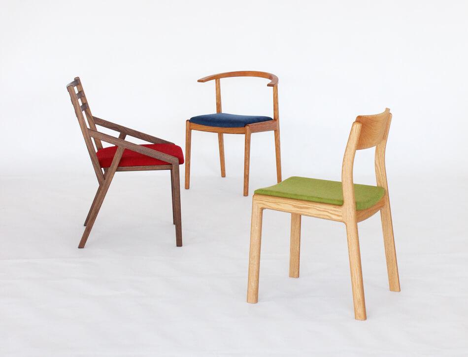 椅子選びにもこだわりを。定番デザイン3選からみる、それぞれの特徴とは