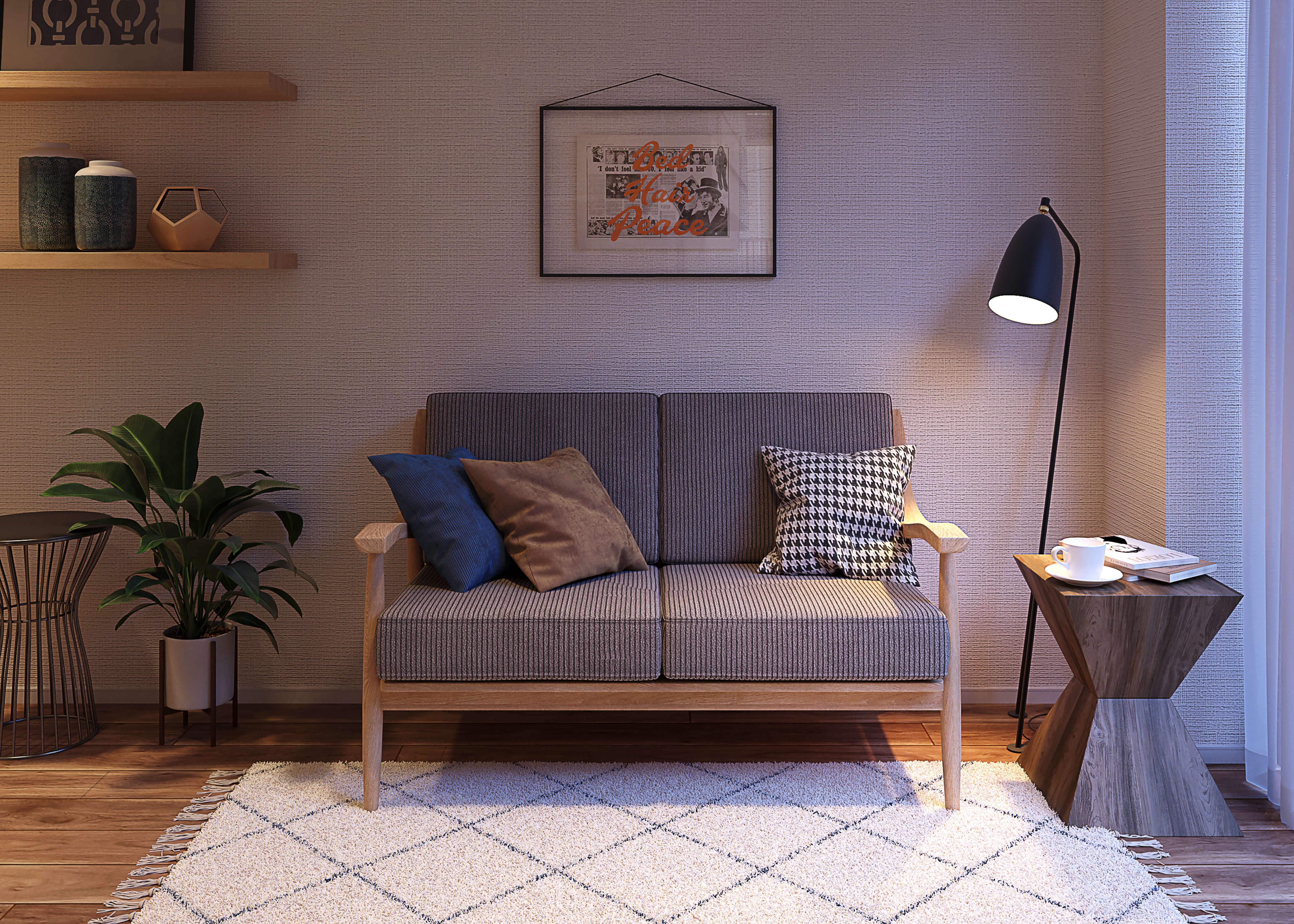 憧れの北欧インテリアをあなたの部屋で再現。ポイントと実例でおしゃれな部屋作り